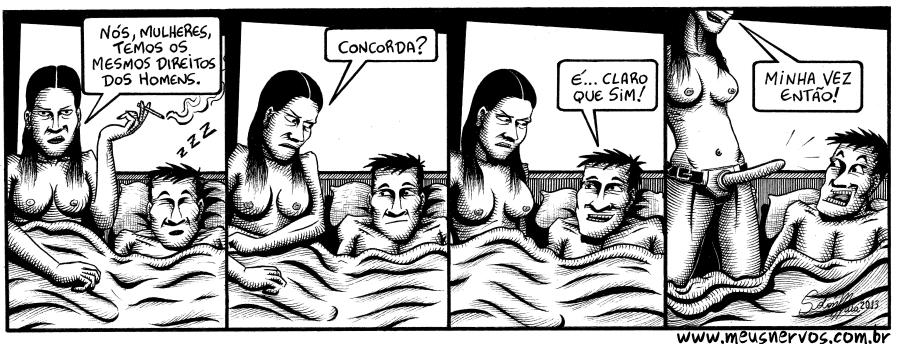 Feminista cintaralho mamilos out 01