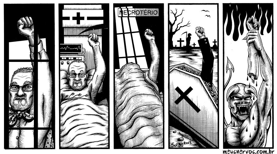 Justica politica morte capeta 01